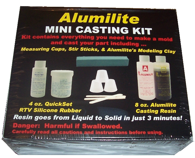 building kits complete casting